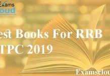 Best Books For RRB NTPC