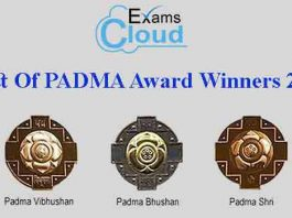 Padma Award Winners 2020