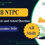 RRB NTPC Exam Analysis and Asked Question