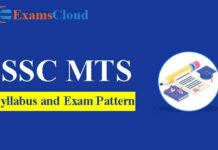 SSSC Syllabus and Exam Patternyllabus and Exam Pattern