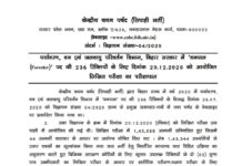 Bihar Police Forest Guard and Forester Result