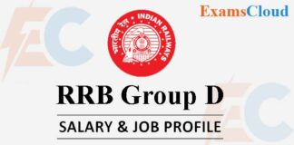 RRB Group D Salary 2021